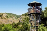 Lookout Tower. Image © Cheddar Caves & Gorge.