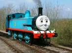 Thomas the Tank Engine in the country.