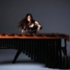 Bach: Kuniko plays marimba