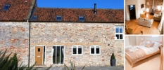 The Byre (self-catering) - Dulcote